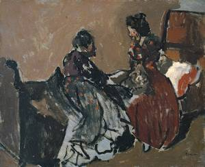 A Marengo c.1903-4 by Walter Richard Sickert 1860-1942