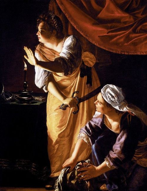 artemisia-gentileschi-judith-and-her-maidservant-with-the-head-of-holofernes