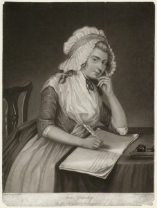 by Joseph Grozer, after  Sarah Shiells, mezzotint, published 1787