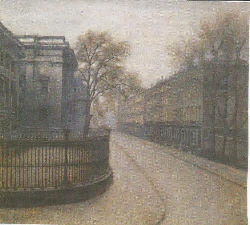 VilhelmHammershoiMontagueStreetInLondon1906