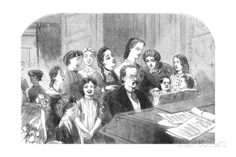 florence-claxton-a-singing-lesson-at-minerva-house-1863