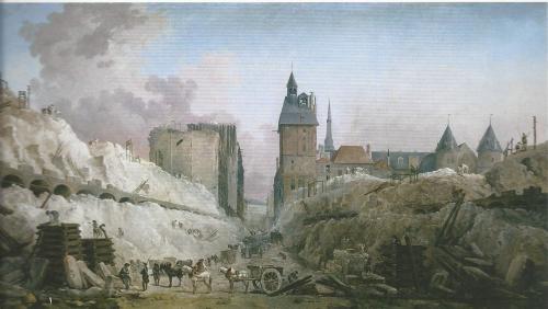 HUbertRobertdenolition