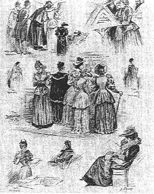 the representation of women in 19th century literature Women in the nineteenth century the nineteenth century is often called the victorian age, taking  the instructor of women in literature,.