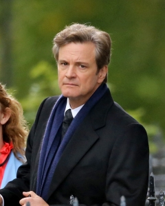51873706 Stars spotted on the set of the third Bridget Jones film, 'Bridget Jones's Baby' in London, England on October 8, 2015. Stars spotted on the set of the third Bridget Jones film, 'Bridget Jones's Baby' in London, England on October 8, 2015. Pictured: Colin Firth FameFlynet, Inc - Beverly Hills, CA, USA - +1 (818) 307-4813 RESTRICTIONS APPLY: USA ONLY