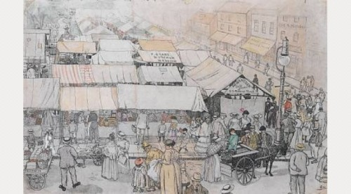 carringtonbedfordmarket1911