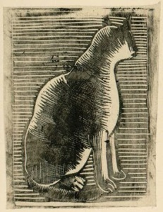 dora-carrington-woodcut-for-bookplatecat