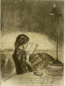 whistlerreadingbylamplight1858-large