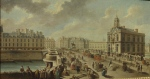 pont-neuf and the pumphouse