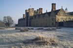 The magnificent house at Knole,Kent