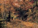 olga_wisinger-florian_-_falling_leaves