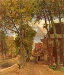 Tina_Blau,_Kanal_in_Friesland1908